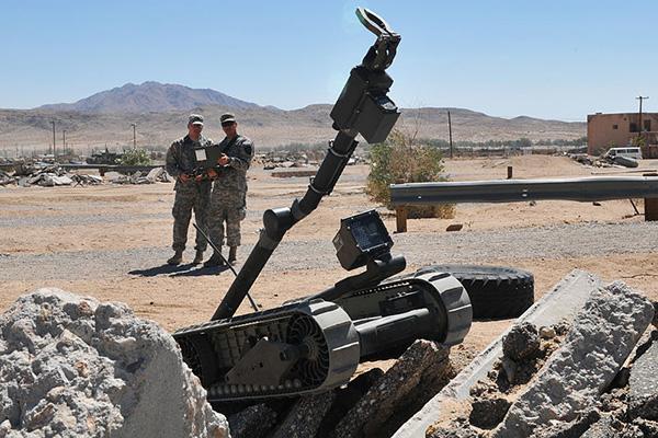 Военные роботы и их разработчики. Часть 2 - 2
