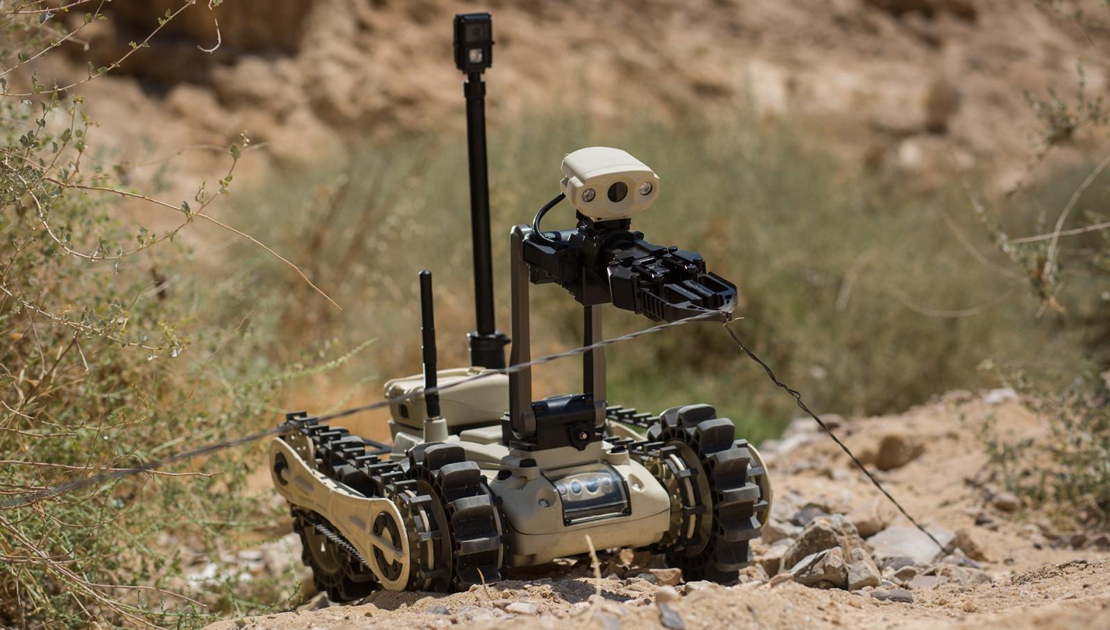 Военные роботы и их разработчики. Часть 2 - 1