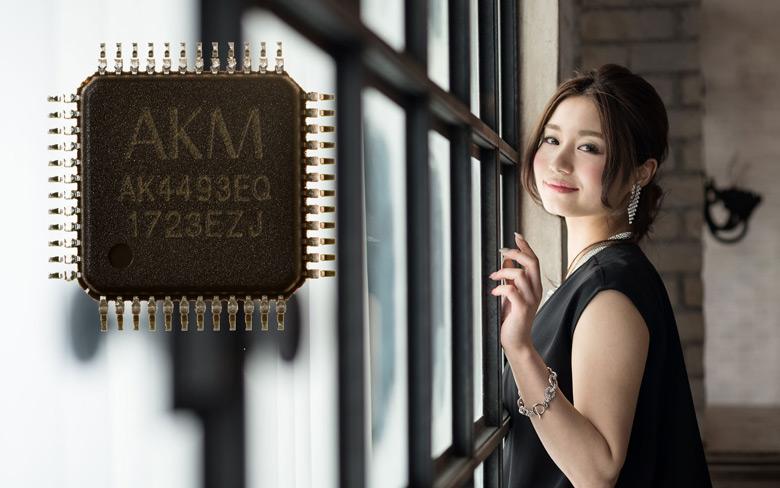 AKM AK4490 — обновление известной модели верхнего сегмента AK4490