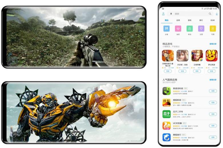 Новые флагманские смартфоны Samsung унаследуют у своих предшественников размеры и соотношение сторон экранов