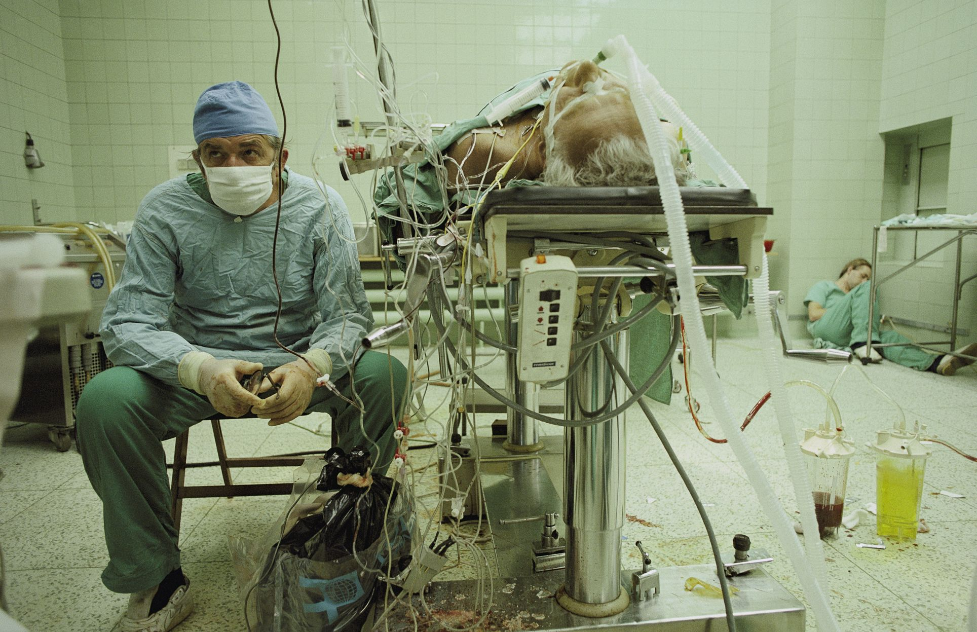50 лет пересадок сердца - 1