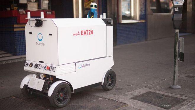 Запрет не распространяется на роботов, перемещающихся по воздуху