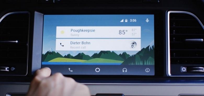 Проблема с отображением температуры в Android Auto решена