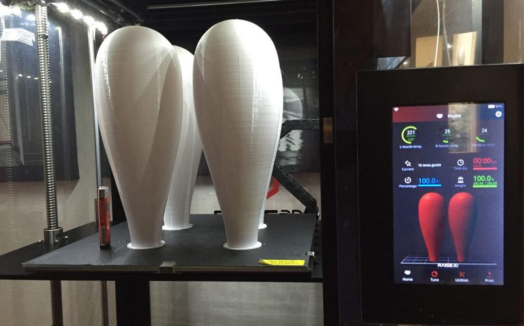 Raise3D: использование 3D печати в создании мебели и предметов интерьера - 7