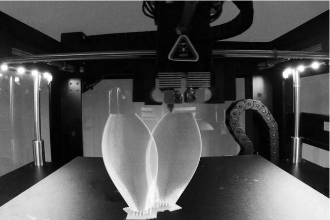 Raise3D: использование 3D печати в создании мебели и предметов интерьера - 9