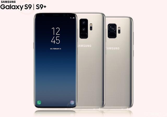 Дизайн задней панели смартфона Galaxy S9 слило в сеть приложение Samsung Health
