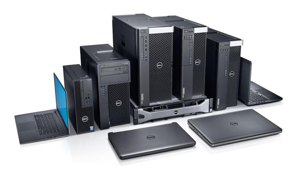 Классификация устройств хранения данных в рабочих станциях, на примере линейки Dell Precision - 1
