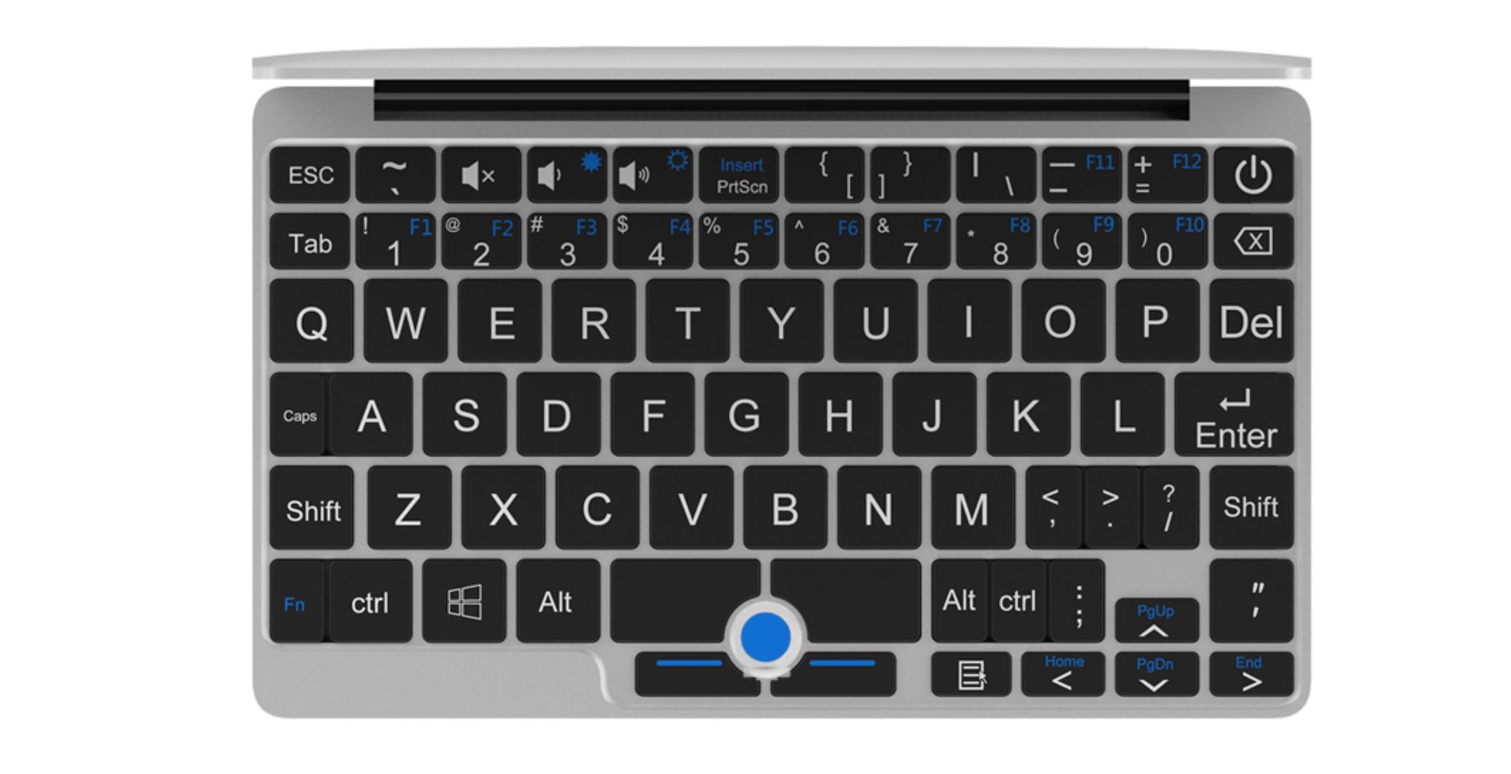 """Обзор миниатюрного 7"""" ноутбук GPD Pocket. Рабочее место сисадмина-программиста в кармане куртки - 13"""