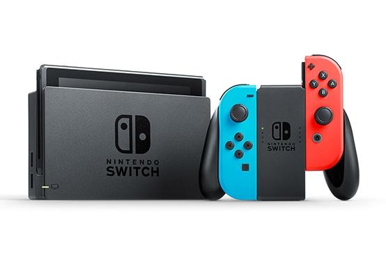 Nintendo продала более 10 млн консолей Switch