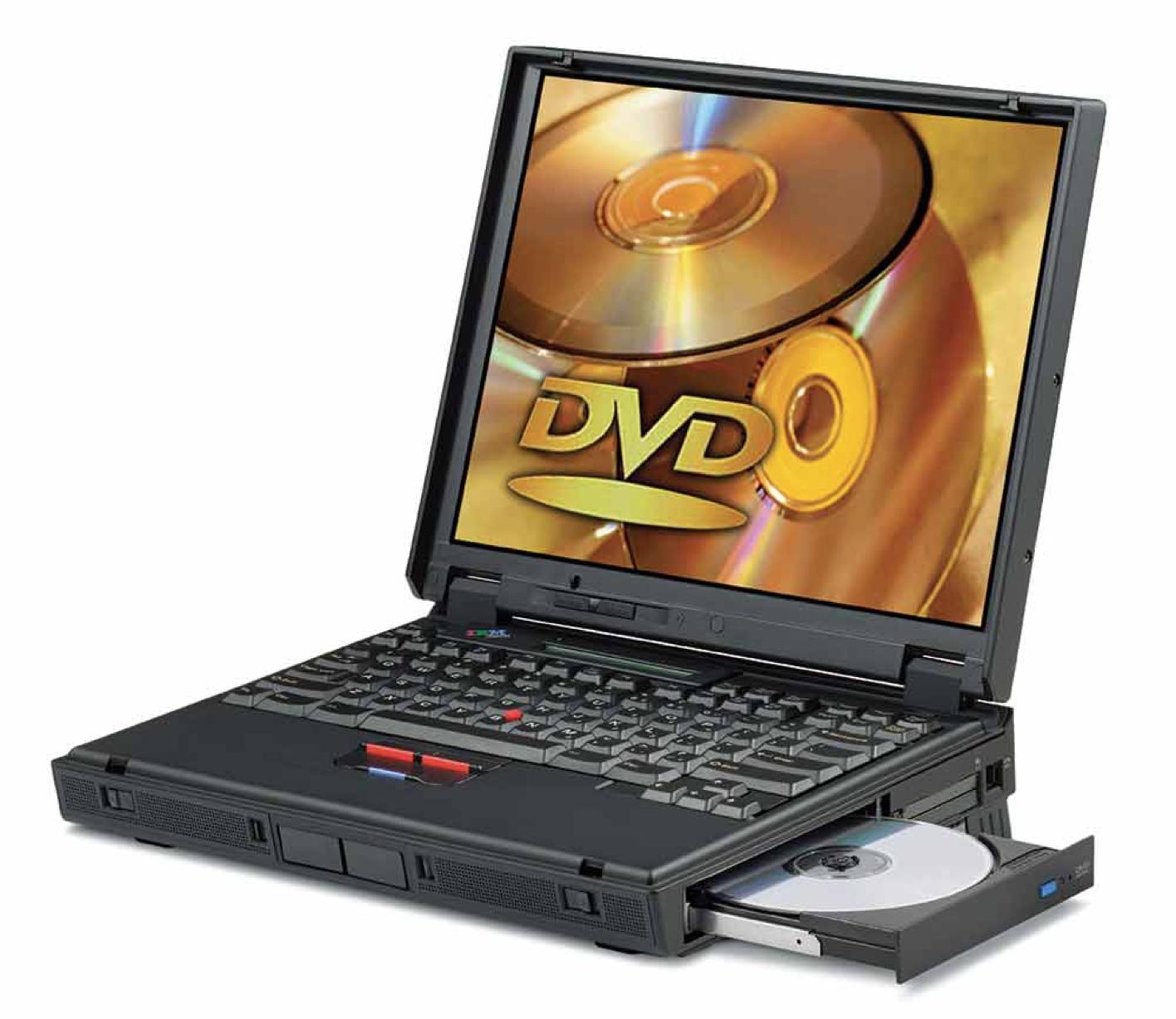 Эволюция и революция в сфере хранения данных: как ноутбуки ThinkPad помогли изменить процесс обмена информацией - 3