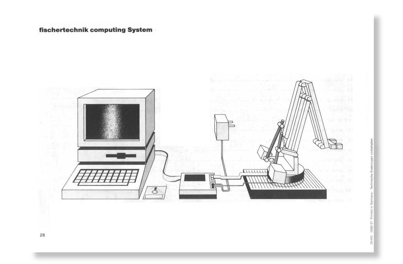 История инженерных конструкторов fischertechnik - 14