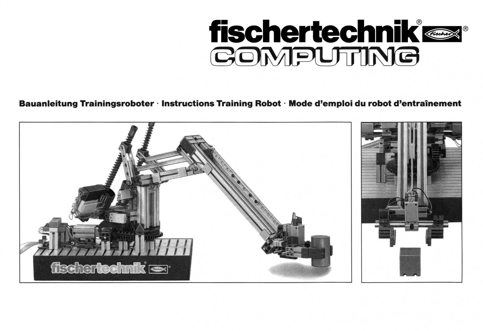 История инженерных конструкторов fischertechnik - 16