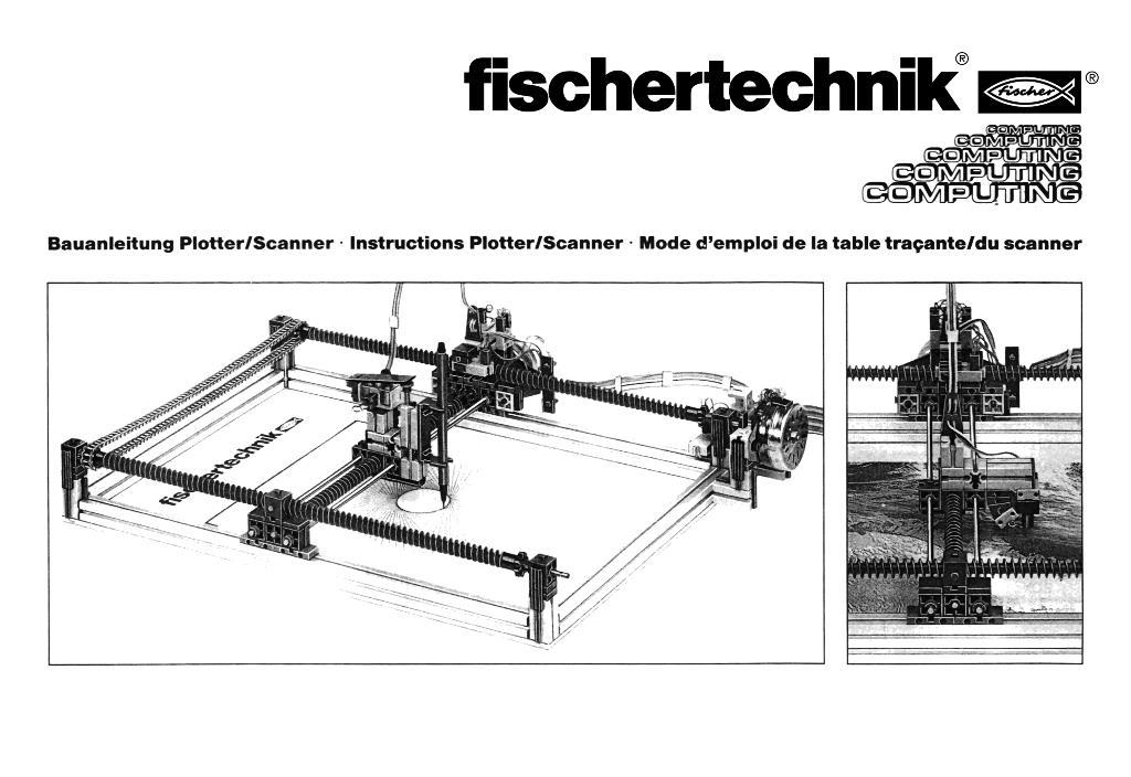 История инженерных конструкторов fischertechnik - 17