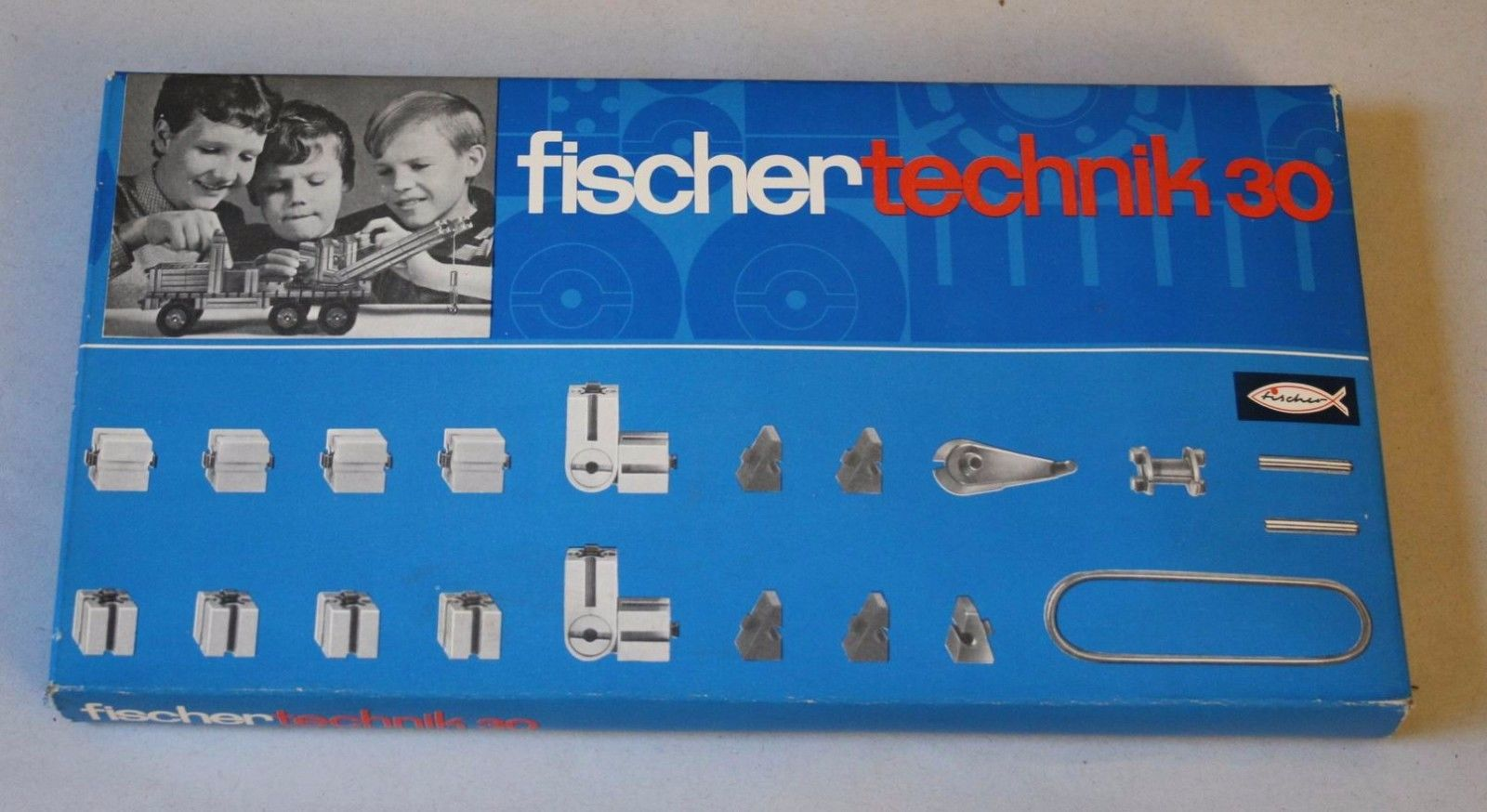 История инженерных конструкторов fischertechnik - 5