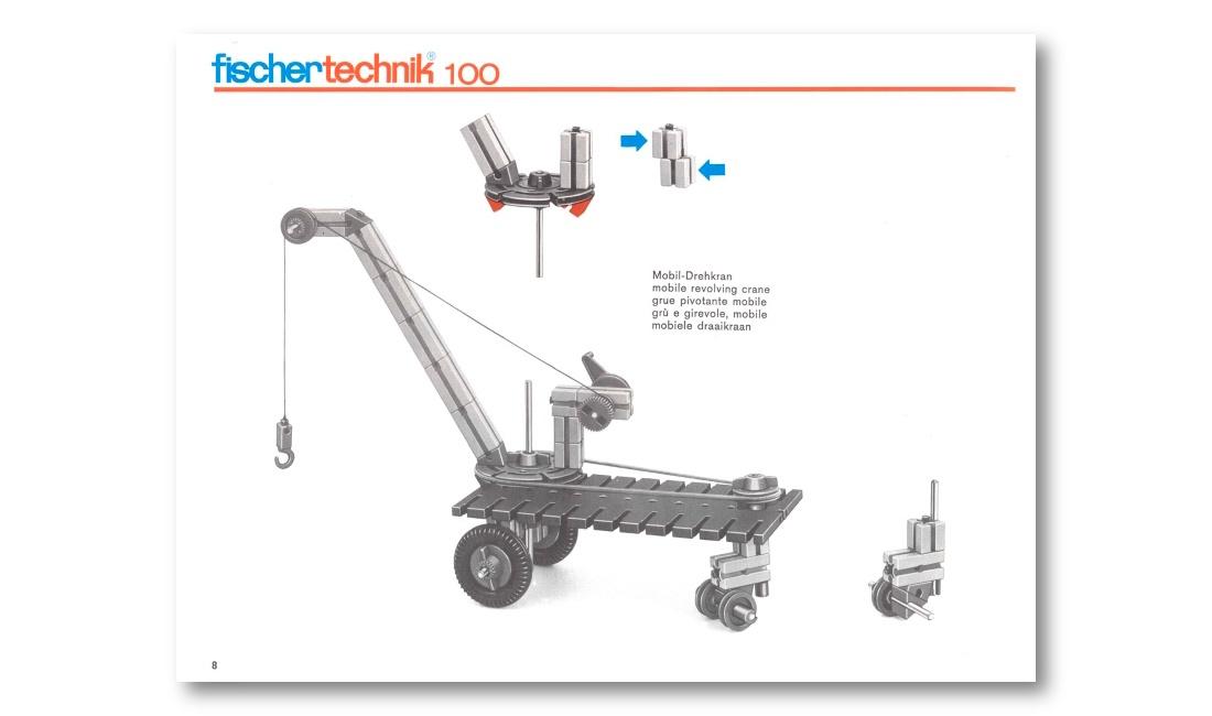 История инженерных конструкторов fischertechnik - 6