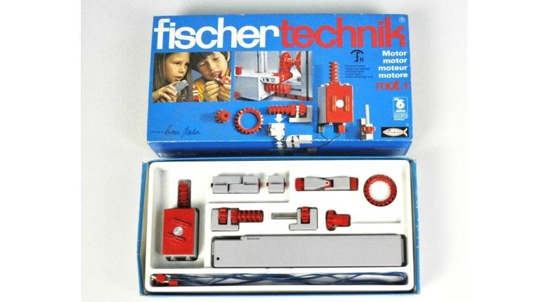 История инженерных конструкторов fischertechnik - 7