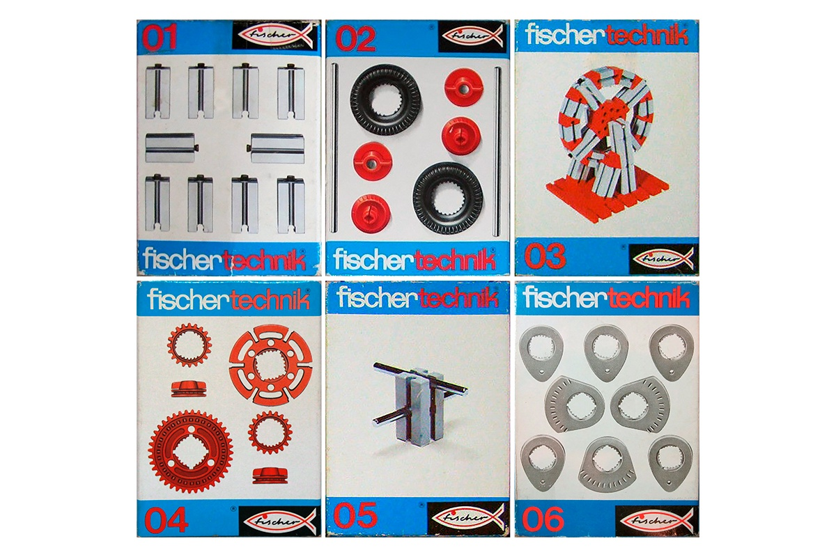 История инженерных конструкторов fischertechnik - 8