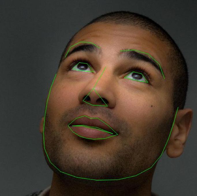 Распознавание лиц. Создаем и примеряем маски - 5