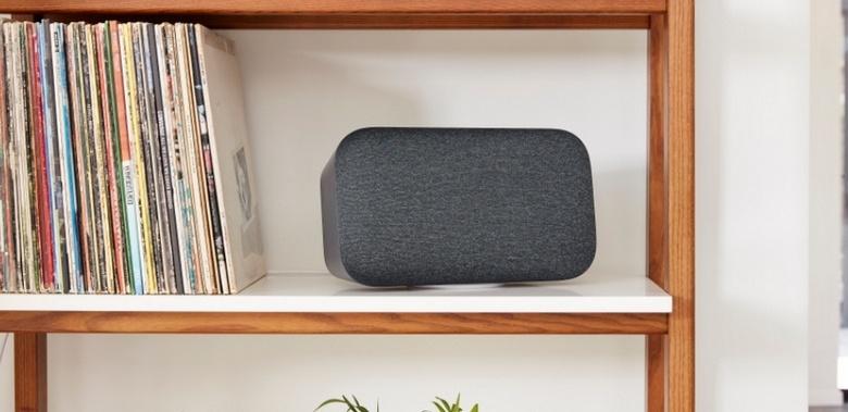 Google начала продавать Home Max