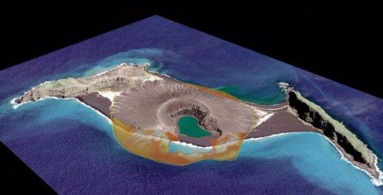 Тихоокеанский остров является естественной лабораторией для изучения Марса