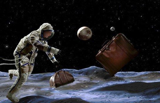 В Роскосмосе задумались о космическом туризме