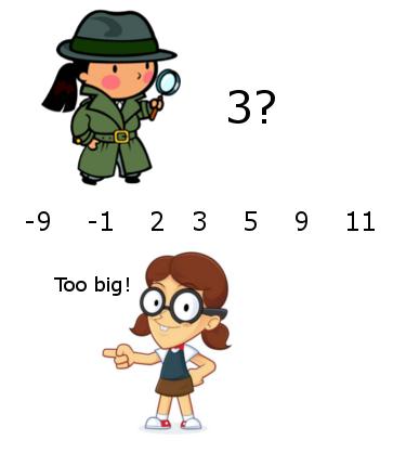 Двоичный поиск в графах - 4