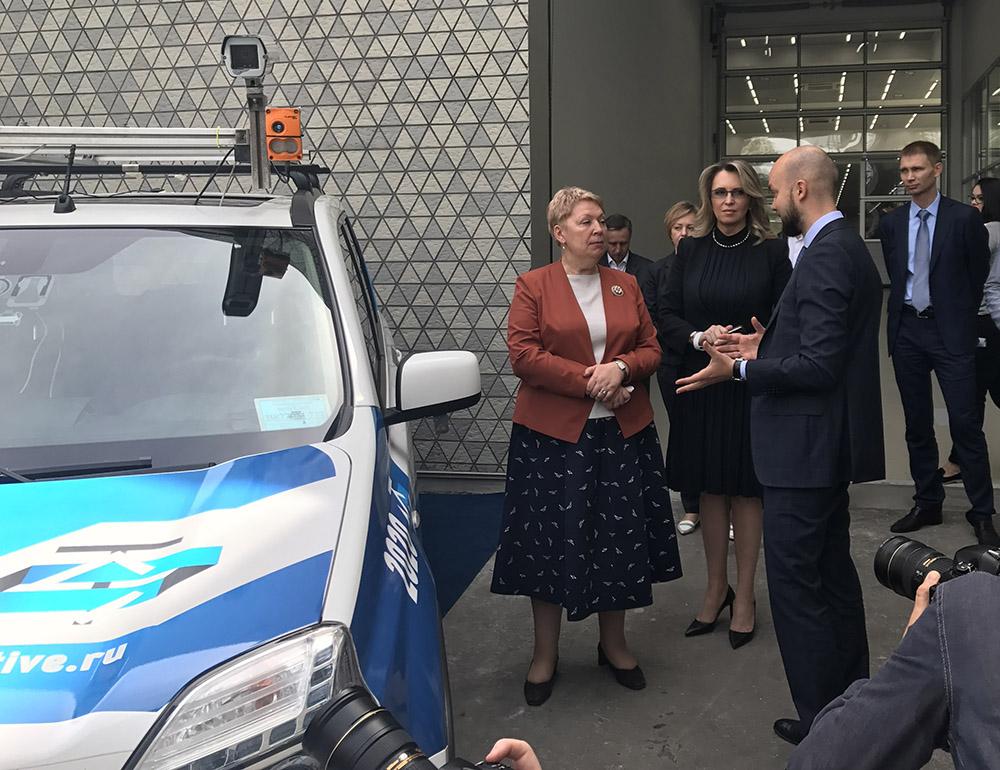 Кто виноват в случае ДТП с участием автономного автомобиля? Когда мы увидим автономный КАМАЗ на дорогах? - 3