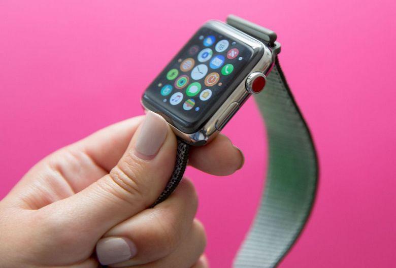 Apple продала уже более 34 млн умных часов