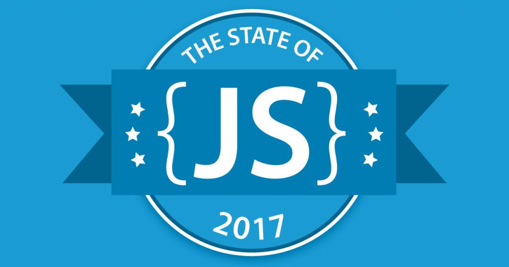 Опубликованы результаты опроса по использованию javascript-технологий «The state of JavaScript 2017» - 1