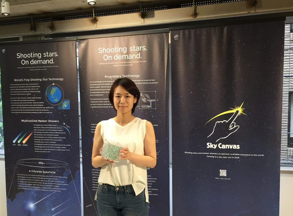 8 миллионов долларов за звездопад. В 2019 году стартап ALE запустит первый в мире искусственный метеорный дождь - 2