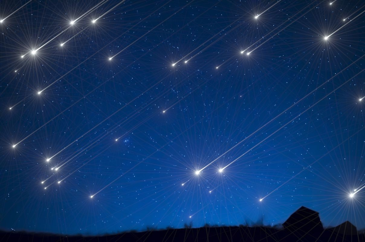 8 миллионов долларов за звездопад. В 2019 году стартап ALE запустит первый в мире искусственный метеорный дождь - 1