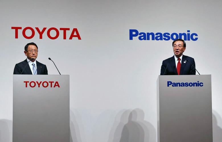 Panasonic занимает 29% мирового рынка литий-ионных аккумуляторов для электромобилей