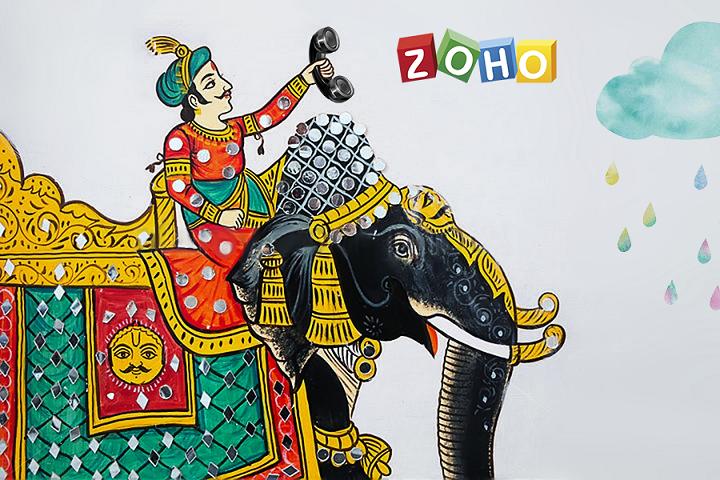 Две крупнейших CRM — Salesforce и Zoho — сравнение телефонных интеграций - 4