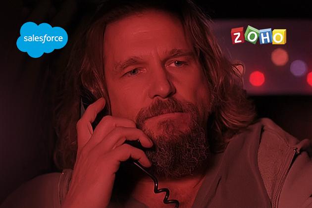 Две крупнейших CRM — Salesforce и Zoho — сравнение телефонных интеграций - 1