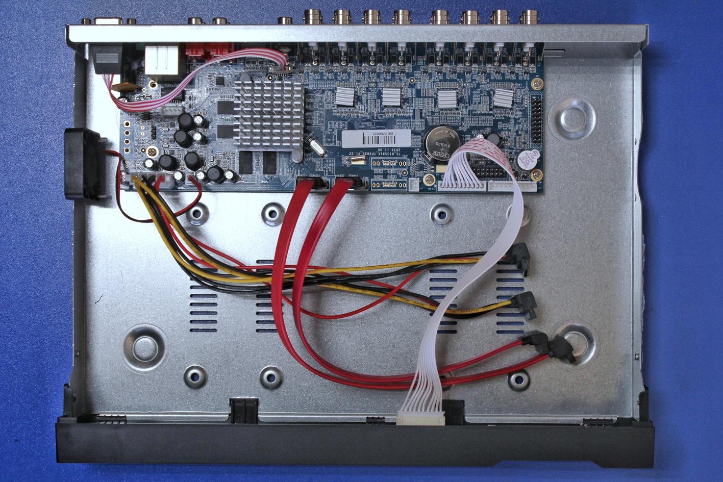 Обзор мультиформатного видеорегистратора «Линия XVR» - 4