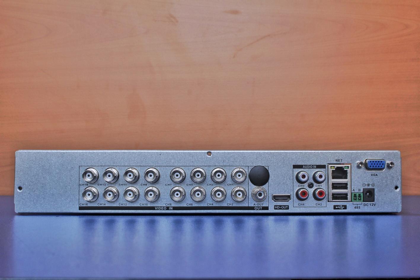 Обзор мультиформатного видеорегистратора «Линия XVR» - 5