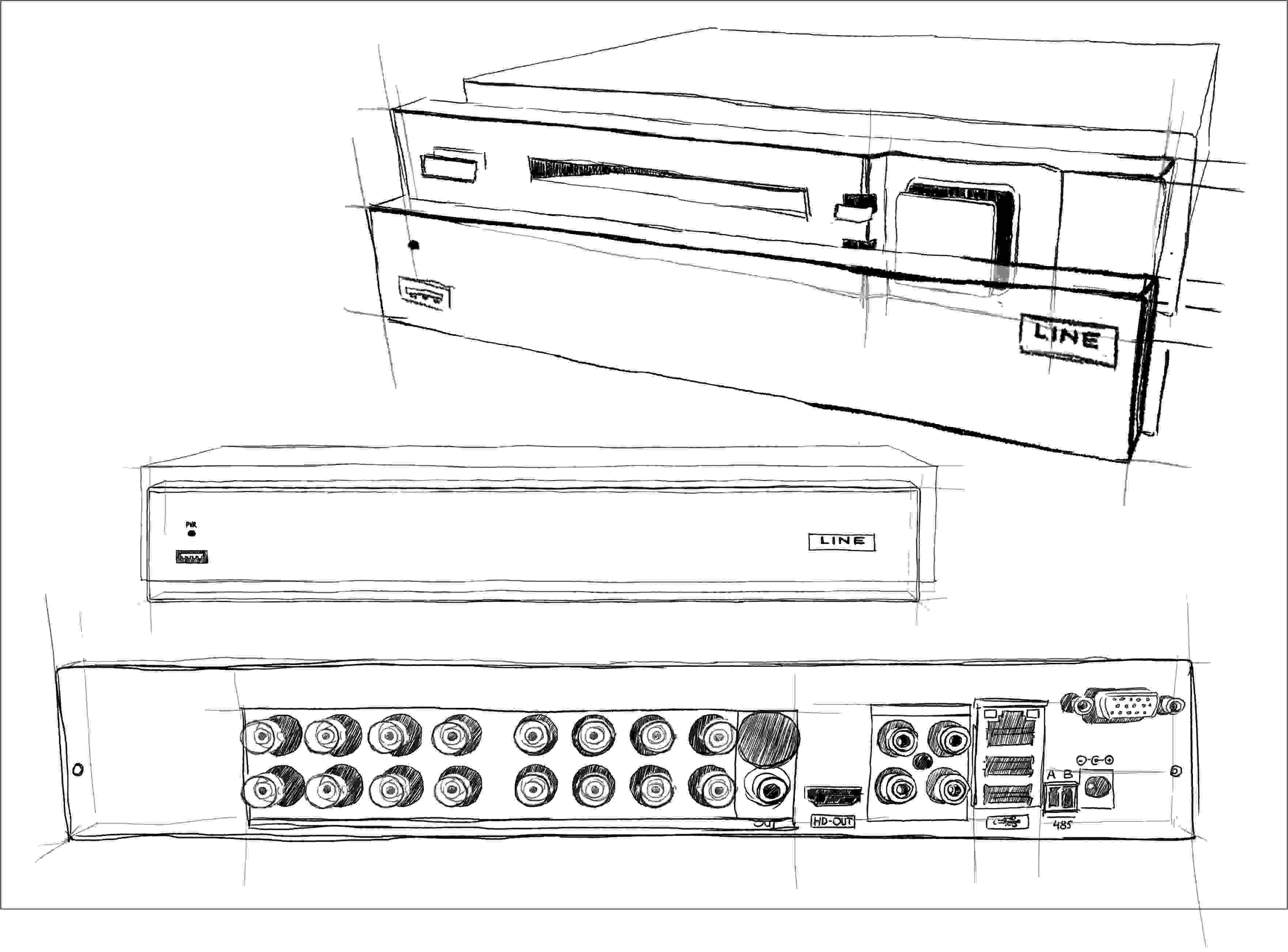 Обзор мультиформатного видеорегистратора «Линия XVR» - 7