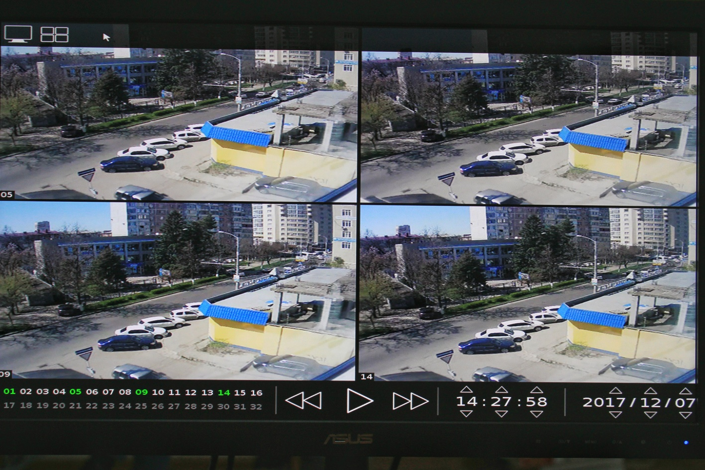 Обзор мультиформатного видеорегистратора «Линия XVR» - 9