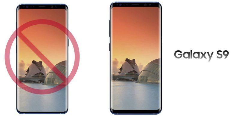Новые изображения смартфона Samsung Galaxy S9 несколько отличаются от ранних