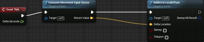 Туториал по Unreal Engine. Часть 2: Blueprints - 39
