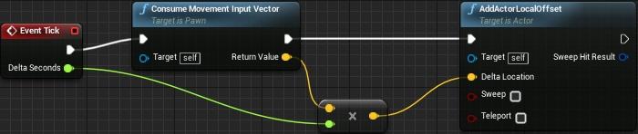 Туториал по Unreal Engine. Часть 2: Blueprints - 43