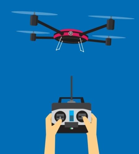 FAA вернуло обязательную регистрацию дронов, теперь уже на законодательном уровне