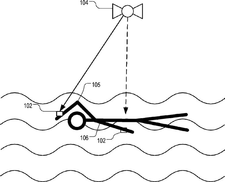 Навигация возможна как на открытом пространстве, так и в помещении