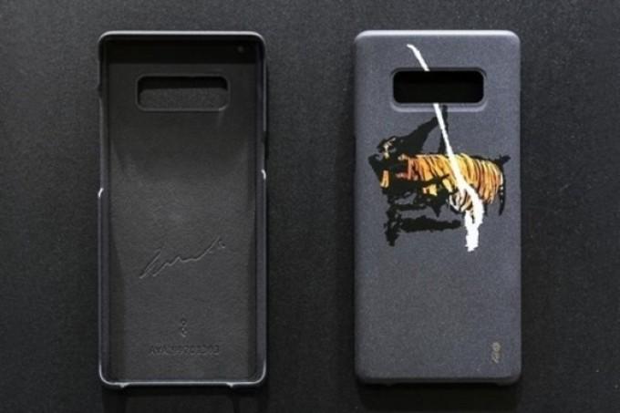 Samsung выпустит 99 комплектов Galaxy Note 8 с очень дорогим чехлом