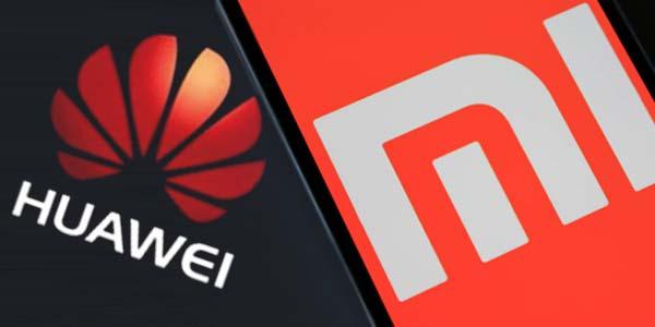 Xiaomi и Huawei собираются конкурировать с Apple в США