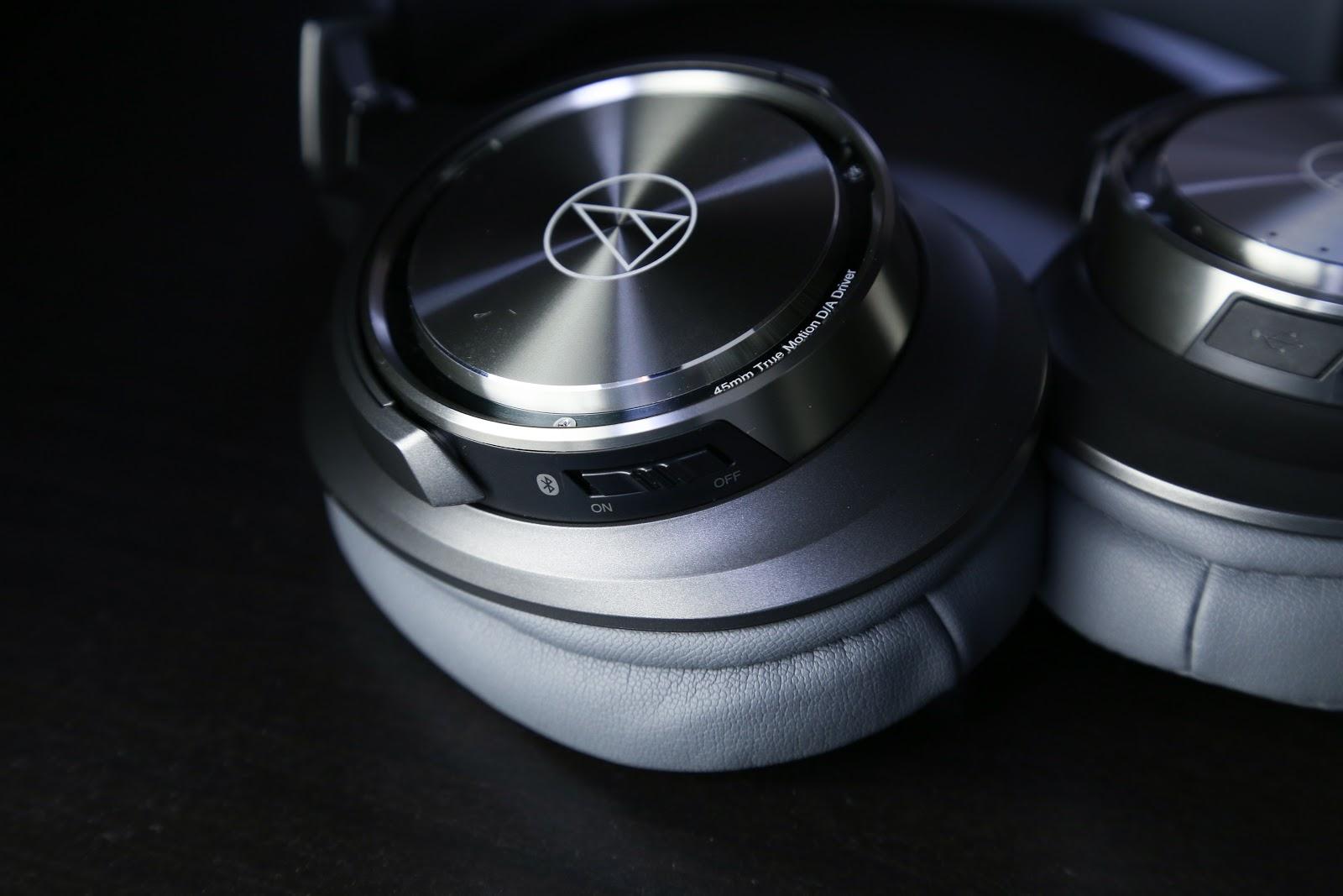 Короли без проводов: Audio-Technica ATH-DSR7BT и ATH-DSR9BT - 14