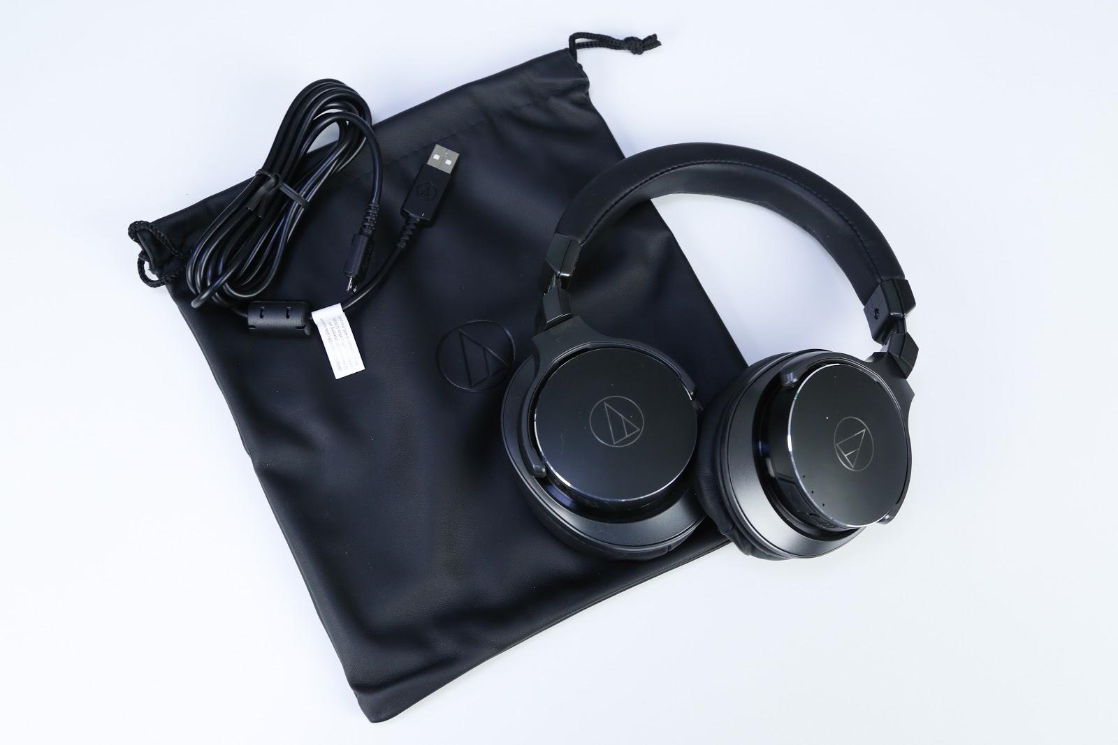 Короли без проводов: Audio-Technica ATH-DSR7BT и ATH-DSR9BT - 7