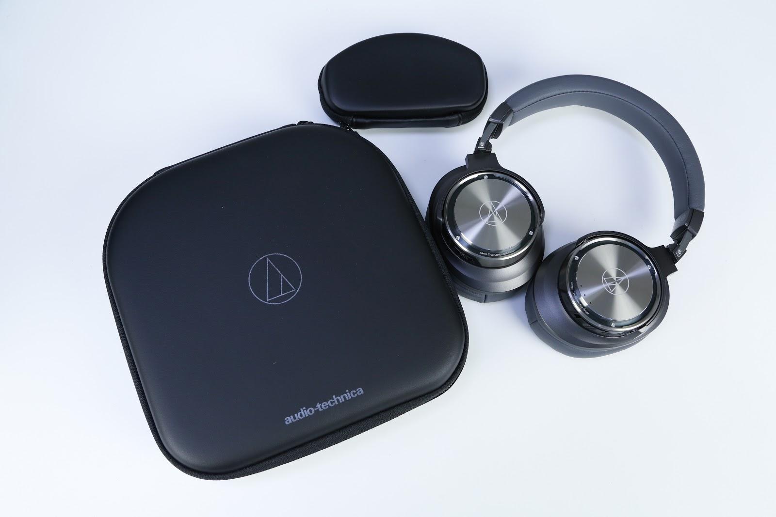 Короли без проводов: Audio-Technica ATH-DSR7BT и ATH-DSR9BT - 8