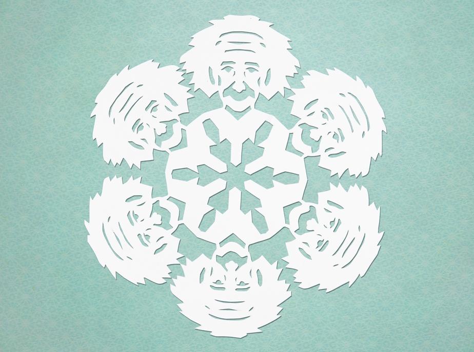Снежинки в стилистике… своими руками (upd. 2017) - 12