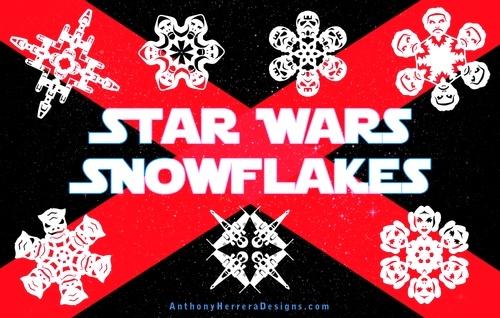 Снежинки в стилистике… своими руками (upd. 2017) - 1